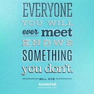 everyone you ever meet